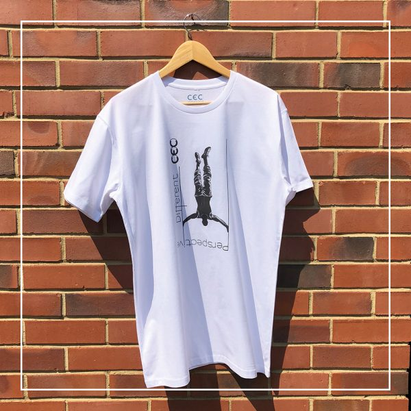 Different perspective T-shirt Capture Energy Clothing