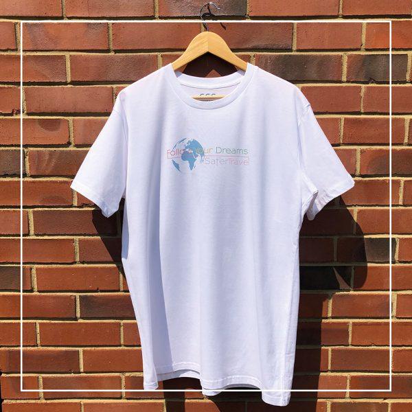 Follow your dreams T-shirt Capture Energy Clothing