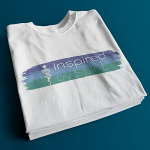 Inspired by Spirit T-shirt Capture Energy Clothing