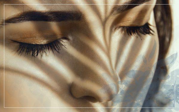 closed eyes, mediumship